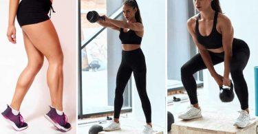 4 exercices de squats pour des jambes galbées et des fessiers plus gros