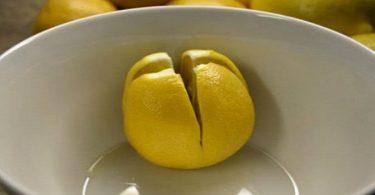 Coupez un citron et gardez-le dans votre chambre à coucher pour combattre l'anxiété, combattre le rhume, les allergies et bien plus encore