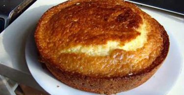 Gâteau au yaourt et au citron recette facile