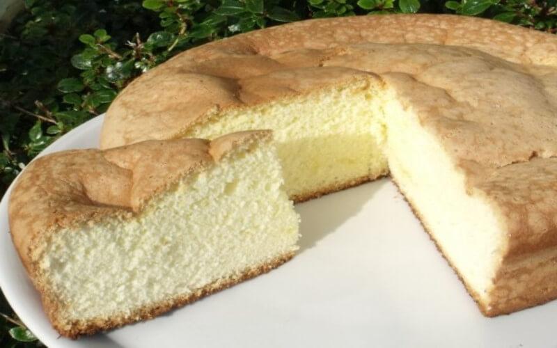 Gâteau de Savoie Très moelleux