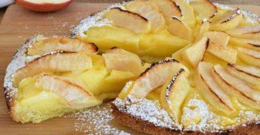 Gâteau flamand aux pommes facile
