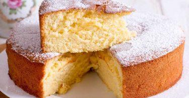 Gâteau moelleux au fromage blanc facile