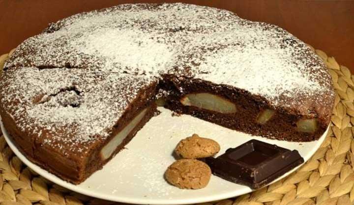Gâteau poire-chocolat : la meilleure recette