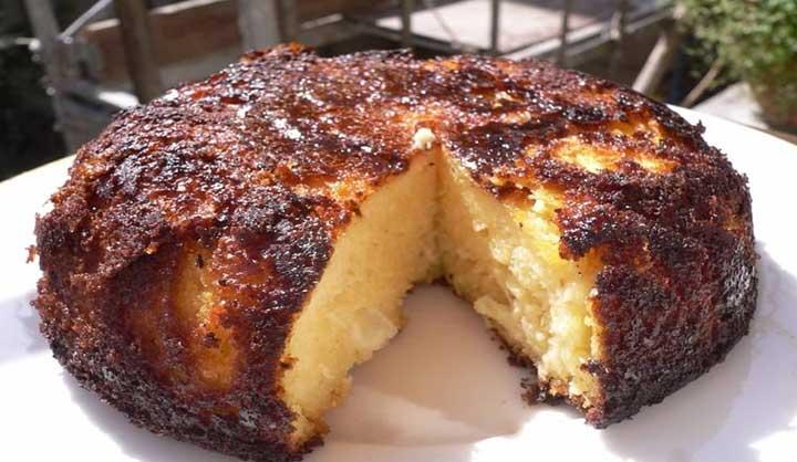 Gâteau rafraîchissant au citron tellement délicieux