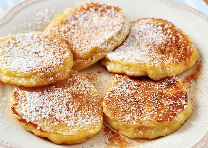 Pancake au Yaourt facile rapide à faire