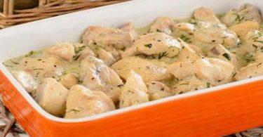 Poulet à la sauce au gorgonzola, une recette à ne pas rater