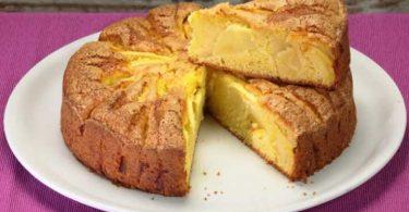 Gâteau aux pommes facile à réaliser