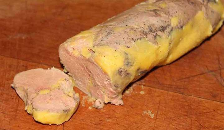 Recette fait maison de foie gras facile à faire