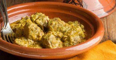 Tajine de ragoût de boeuf crémeux savoureux et hyper facile à préparer