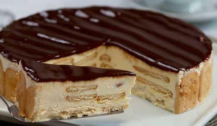 Tarte allemande au chocolat facile