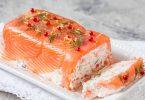 Recette Terrine irlandaise au saumon fumé