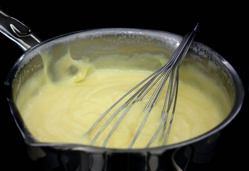 Crème Pâtissière fait 100% Maison