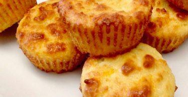 Muffins à la noix de coco Brésiliens