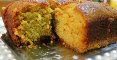Recette Gâteau à l'orange Facile